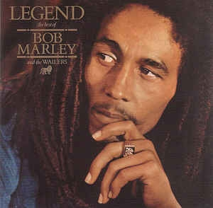 Bob Marley & The Wailers ‎– Legend (The Best Of Bob Marley) [CD] Import