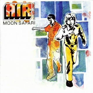AIR – Moon Safari [CD] Import