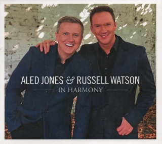 Aled Jones & Russell Watson ‎– In Harmony [CD] Import