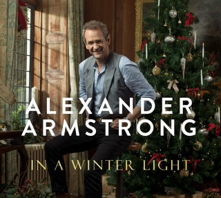 Alexander Armstrong ‎– In A Winter Light [CD] Import