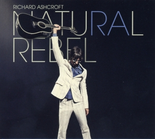 Richard Ashcroft ‎– Natural Rebel [CD] Import