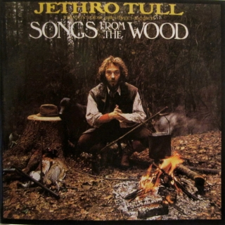 Jethro Tull ‎– Songs From The Wood [CD] Import
