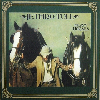 Jethro Tull ‎– Heavy Horses [CD] Import