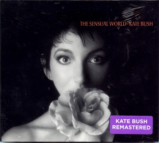 Kate Bush ‎– The Sensual World [CD] Import