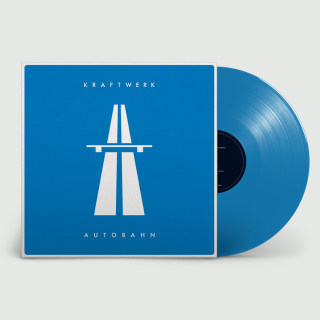 Kraftwerk - ‎Autobahn (Ltd Blue Vinyl) [LP] Import