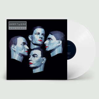 Kraftwerk - ‎Techno Pop (Ltd Clear Vinyl) [LP] Import