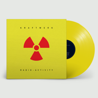 Kraftwerk - ‎Radio-Activity (Ltd Yellow Vinyl) [LP] Import