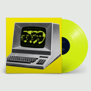 Kraftwerk - Computer World (Ltd Yellow Vinyl) [LP] Import