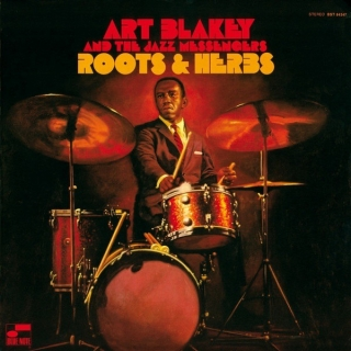 Art Blakey & The Jazz Messengers - Roots And Herbs [LP] Import