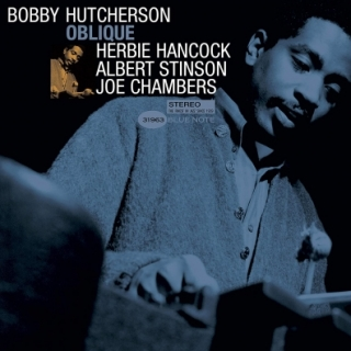 Bobby Hutcherson - Oblique [LP] Import