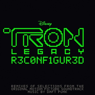 Daft Punk - Tron: Legacy Reconfigured [2LP] Import