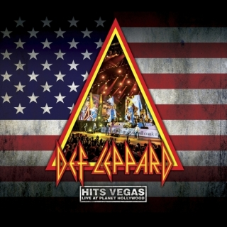 Def Leppard - Hits Vegas (Limited Edition) [3LP] Import
