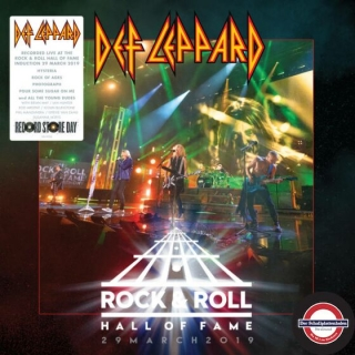 Def Leppard - Rock 'N' Roll Hall Of Fame 2019 RSD 2020 [LP] Import