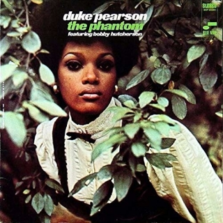 Duke Pearson - The Phantom [LP] Import