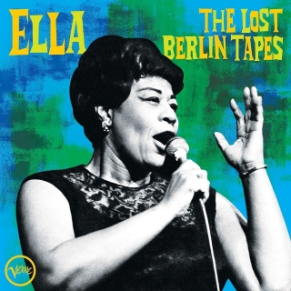 Ella Fitzgerald - Ella: The Lost Berlin Tapes [2LP] Import