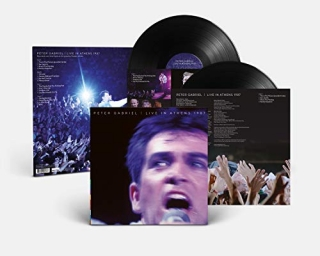 Peter Gabriel - Live in Athens 1987 [2LP] Import