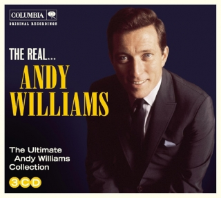 Andy Williams ‎– The Real... Andy Williams [3CD] Import
