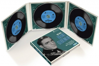 Benny Goodman ‎– The Real... Benny Goodman [3CD] Import