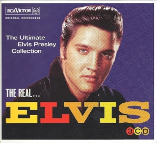 Elvis Presley ‎– The Real... Elvis [3CD] Import