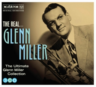 Glenn Miller ‎– The Real... Glenn Miller [3CD] Import