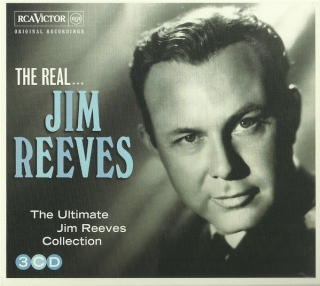 Jim Reeves ‎– The Real... Jim Reeves [3CD] Import