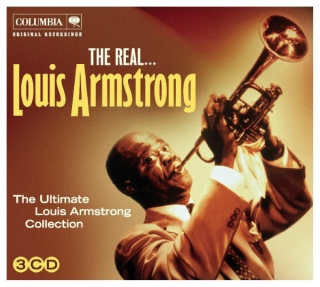 Louis Armstrong ‎– The Real... Louis Armstrong [3CD] Import