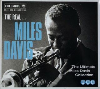 Miles Davis ‎– The Real... Miles Davis [3CD] Import