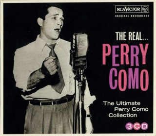 Perry Como ‎– The Real... Perry Como [3CD] Import
