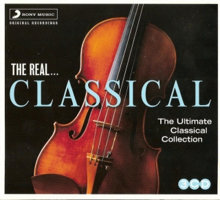 VA ‎– The Real... Classical [3CD] Import