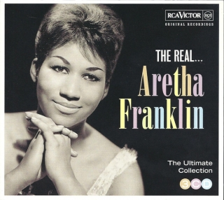 Aretha Franklin ‎– The Real... Aretha Franklin [3CD] Import