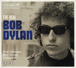 Bob Dylan ‎– The Real... Bob Dylan [3CD] Import