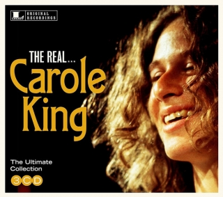 Carole King ‎– The Real... Carole King [3CD] Import