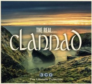Clannad ‎– The Real... Clannad [3CD] Import