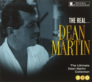 Dean Martin ‎– The Real... Dean Martin [3CD] Import