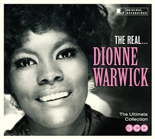 Dionne Warwick ‎– The Real... Dionne Warwick [3CD] Import