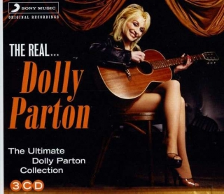 Dolly Parton ‎– The Real... Dolly Parton [3CD] Import