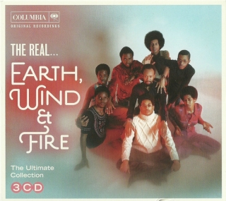 Earth, Wind & Fire ‎– The Real... Earth, Wind & Fire [3CD] Import