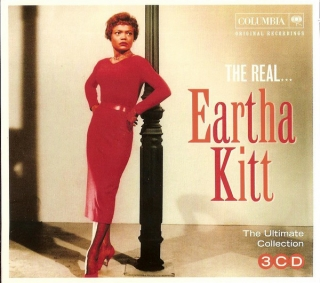 Eartha Kitt ‎– The Real... Eartha Kitt [3CD] Import