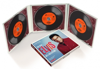 Elvis Presley ‎– The Real... Elvis 60's Collection [3CD] Import