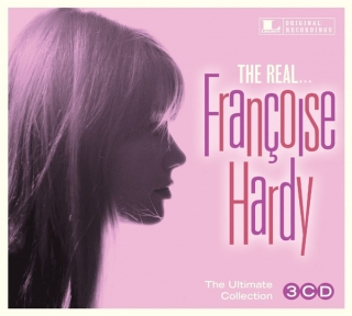 Françoise Hardy ‎– The Real... Françoise Hardy [3CD] Import