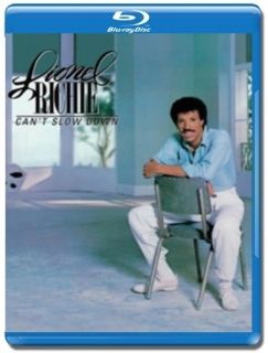Lionel Richie / Can't Slow Down