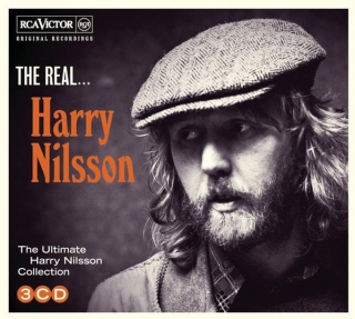 Harry Nilsson ‎– The Real... Harry Nilsson [3CD] Import