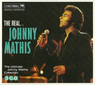 Johnny Mathis ‎– The Real... Johnny Mathis [3CD] Import
