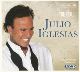 Julio Iglesias ‎– The Real... Julio Iglesias [3CD] Import