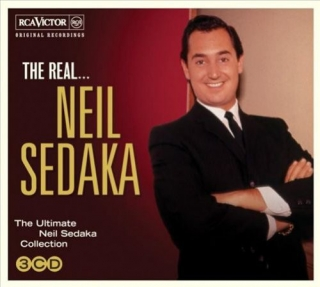 Neil Sedaka ‎– The Real... Neil Sedaka [3CD] Import