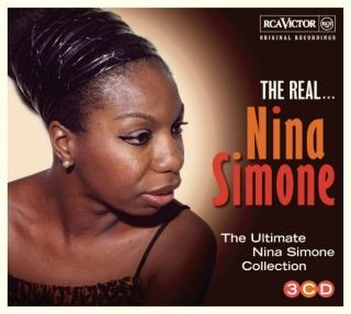 Nina Simone ‎– The Real... Nina Simone [3CD] Import