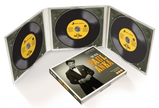 Paul Anka ‎– The Real... Paul Anka [3CD] Import
