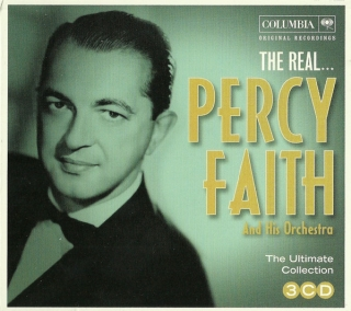 Percy Faith & His Orchestra ‎– The Real... Percy Faith [3CD] Import