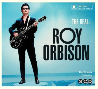Roy Orbison ‎– The Real... Roy Orbison [3CD] Import