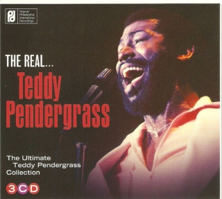 Teddy Pendergrass ‎– The Real... Teddy Pendergrass [3CD] Import